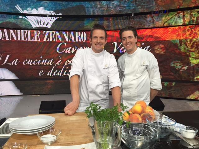 """Dietro le quinte con: Michael Vrijmoed, lo chef """"ribelle"""" della cucina delle Fiandre"""