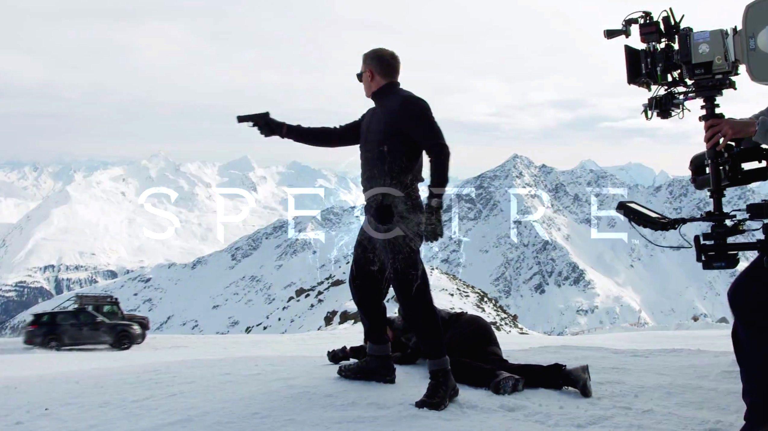 Tra borghi montani in Austria sulle tracce di 007 Spectre