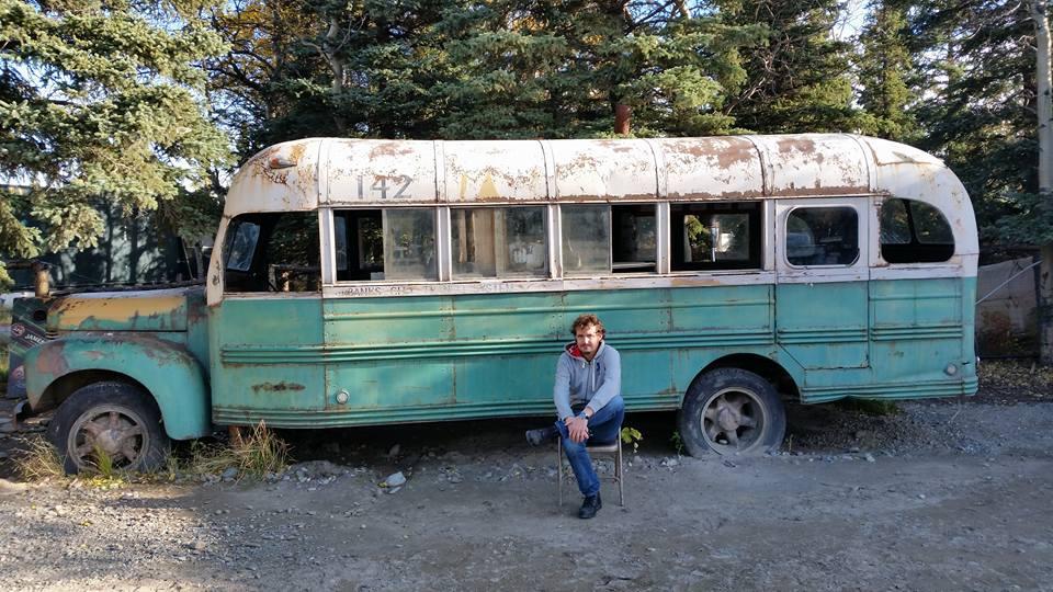 Alaska on the road #1 – Anchorage, Denali Park, Magic Bus