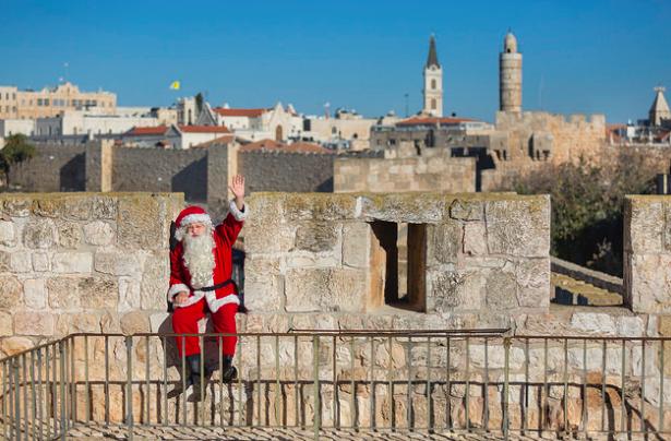 Natale e Capodanno in Israele: gli eventi da non perdere