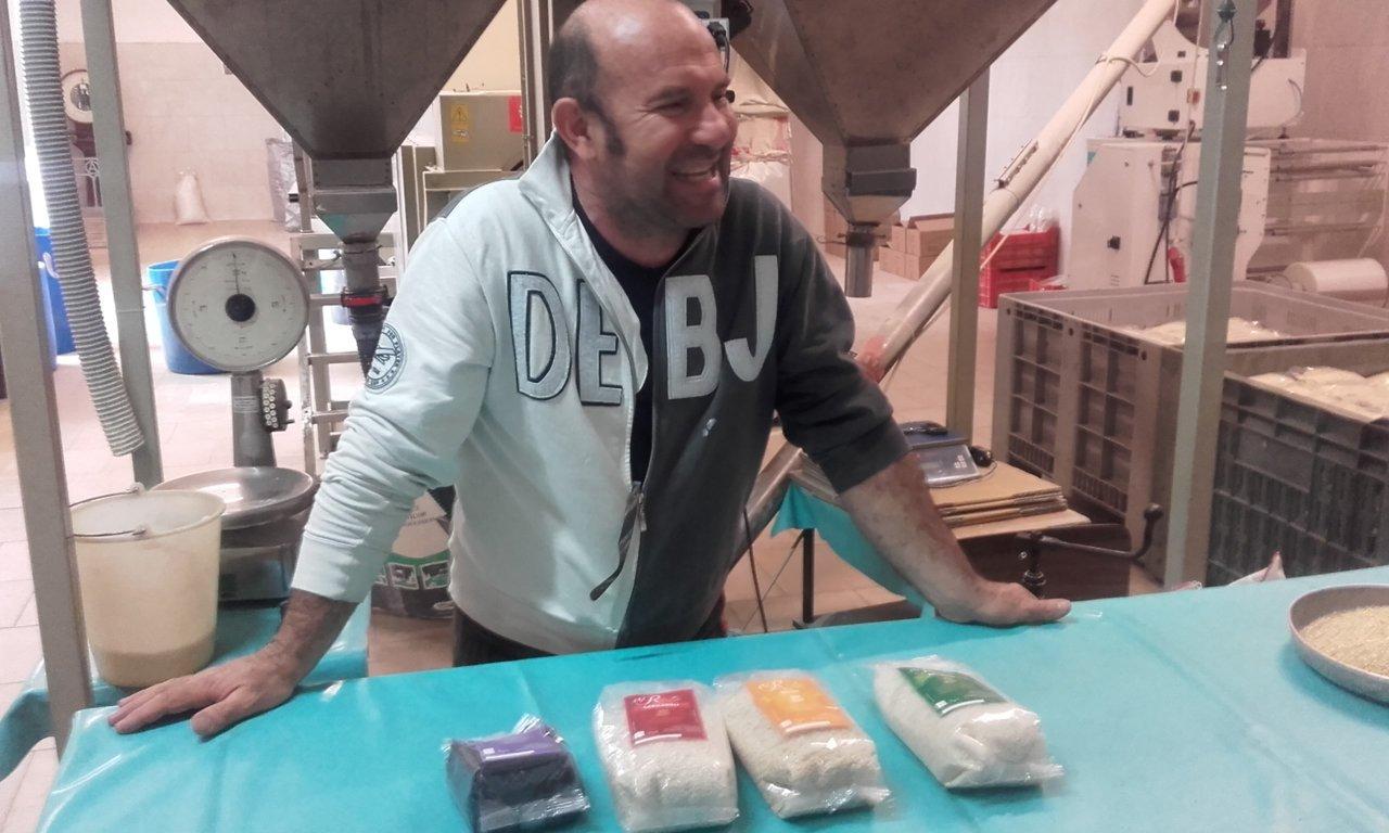 """Prodotti tipici di Novara: a """"casa"""" Rizzotti, storia di un riso speciale"""