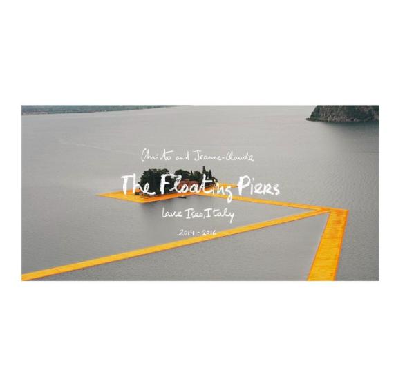 Tutti pazzi per The Floating Piers! Treni, eventi correlati, offerte speciali