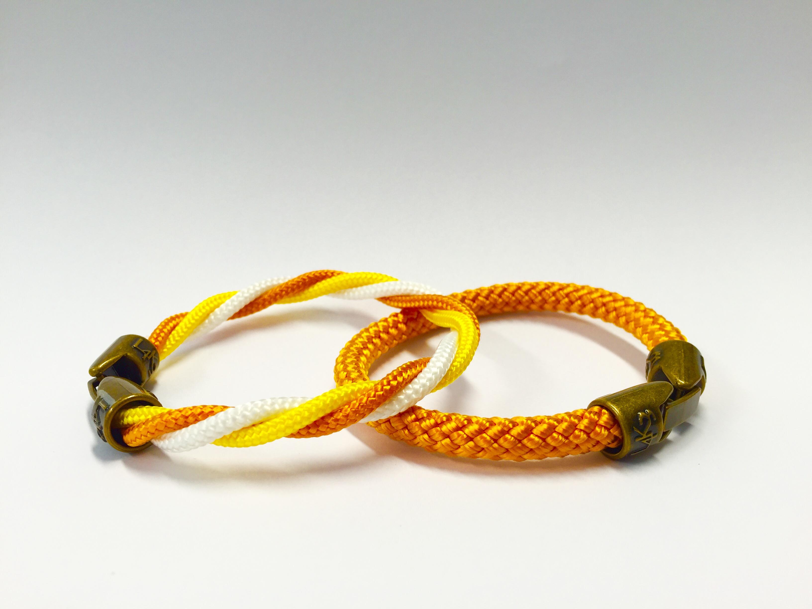 Souvenir dal lago d'Iseo: il braccialetto di The Floating Piers