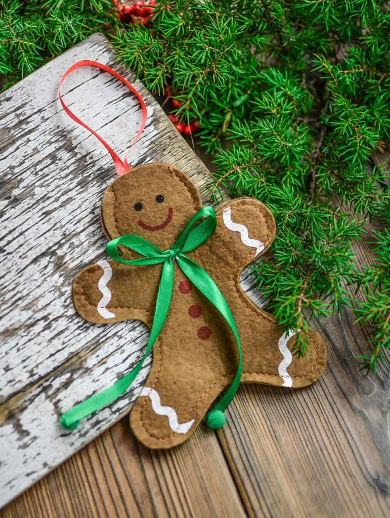 biscotti gingerbread ricetta