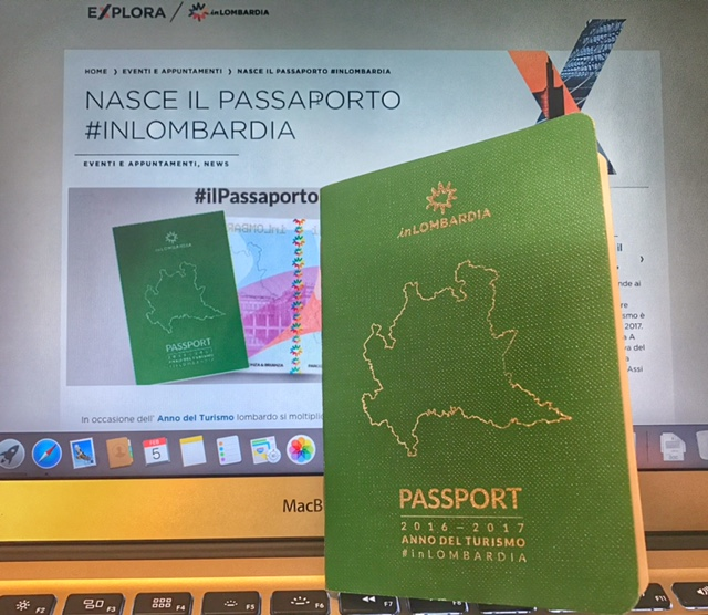 passaporto in Lombardia