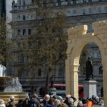 Arco di Palmira 3D