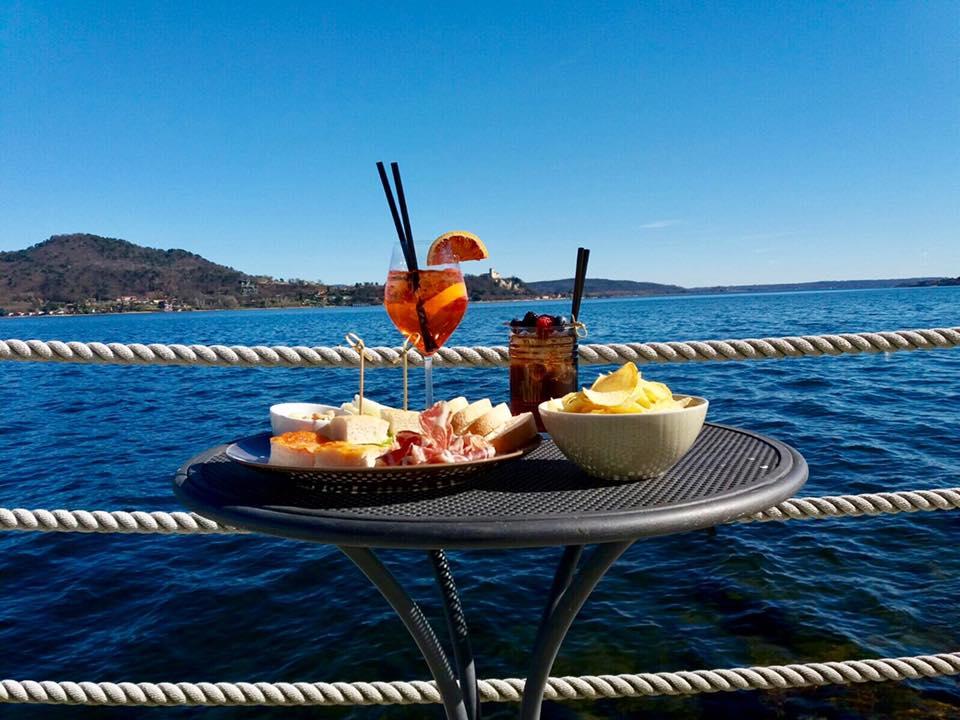 Una cena romantica e gourmet sul lago Maggiore? All'Antico Verbano Ristorante di Meina