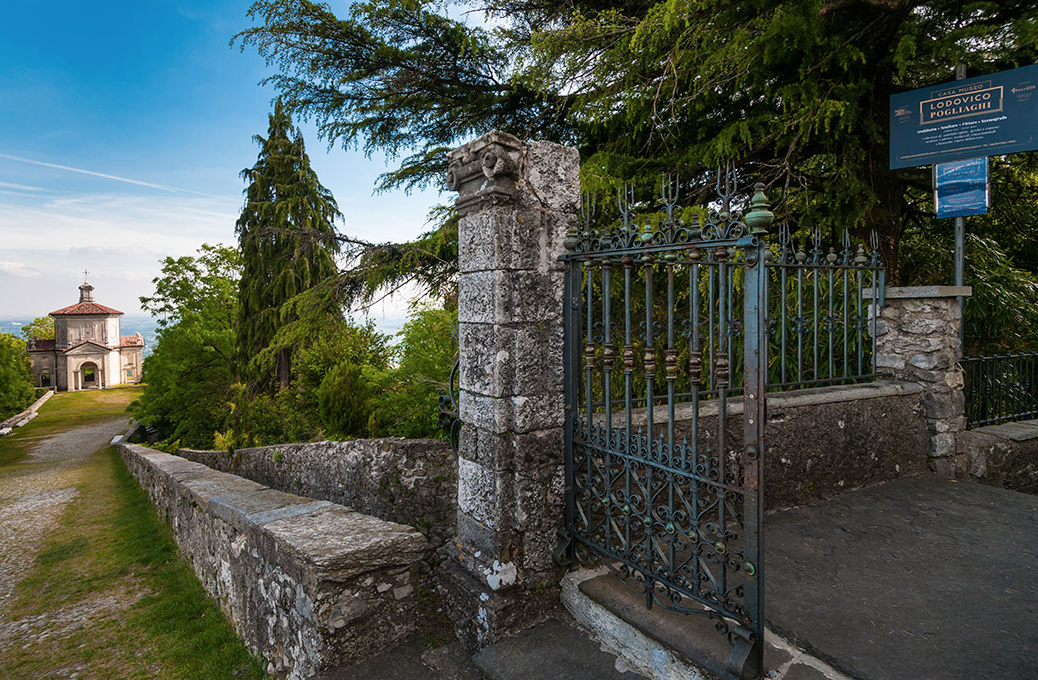 Borghi e filosofia, i caffè filosofici a Casa Pogliaghi, a Santa Maria del Monte