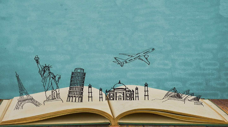 Libri in viaggio: 5 belle letture prima di partire