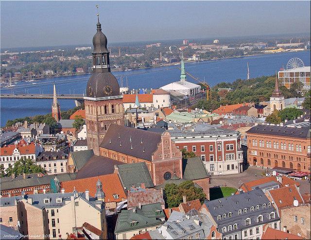 5 motivi per cui gli italiani amano Riga