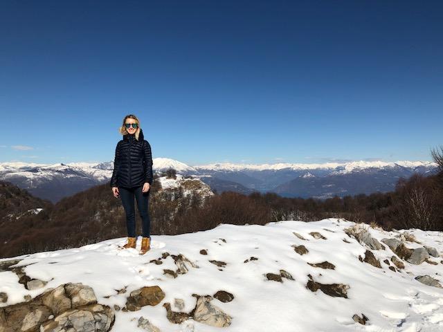 Passeggiate in montagna: da Laveno Mombello al Monte Crocetta