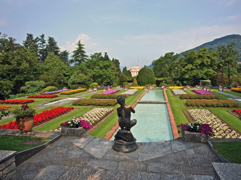 Riaprono i Giardini di Villa Taranto