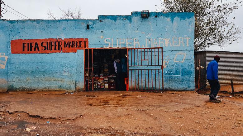 Passeggiando per Soweto