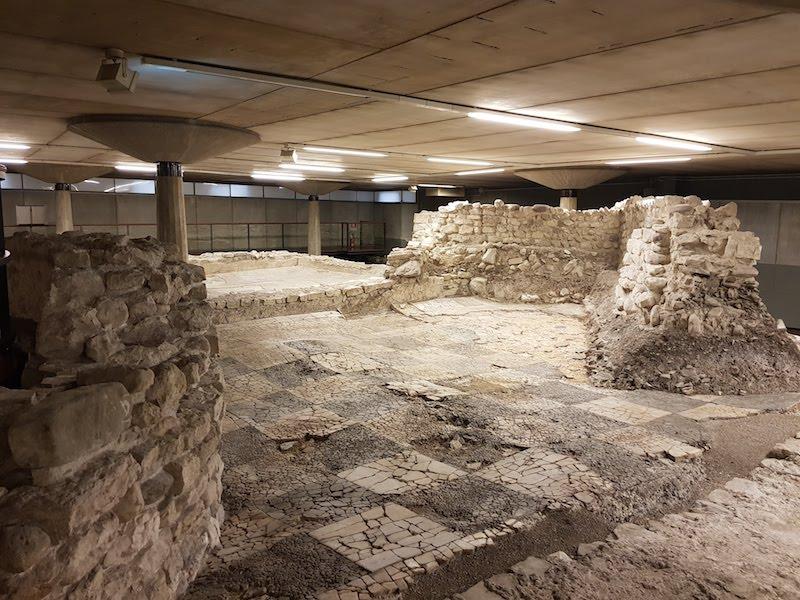 area archeologica ipogea feltre