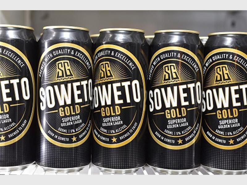 La birra del Sudafrica
