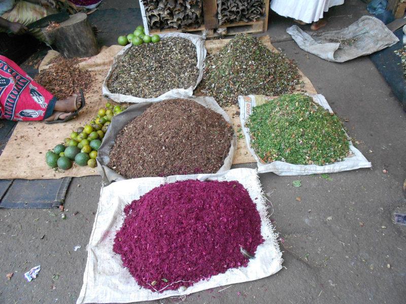 erbe muthi market