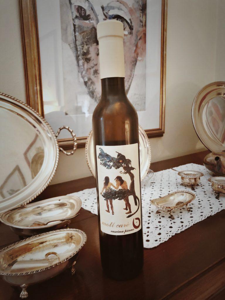 vino muffato angera