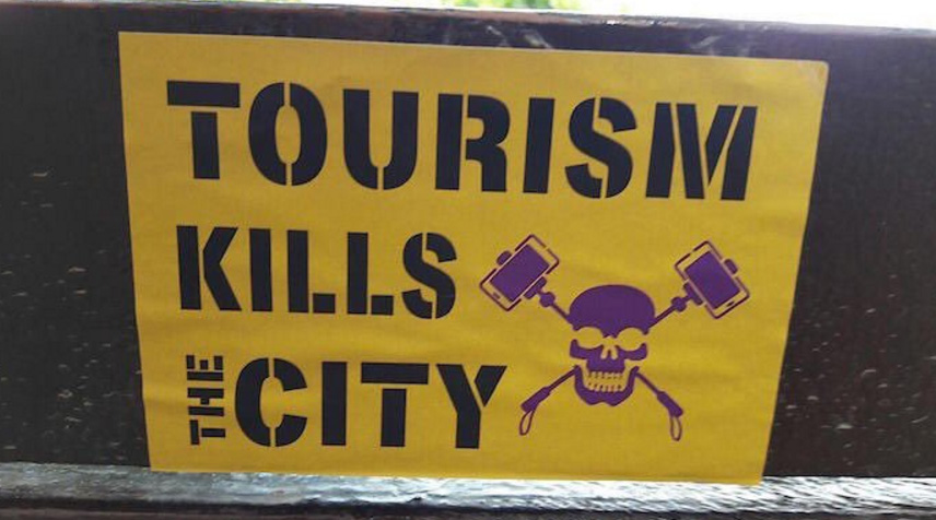 A Dubrovnik lo scorso anno il malcontento per il turismo di massa si era fatto sentire