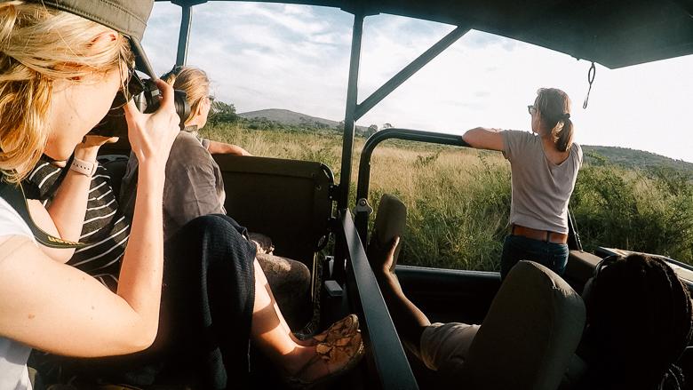 safari Sudafrica fotografia