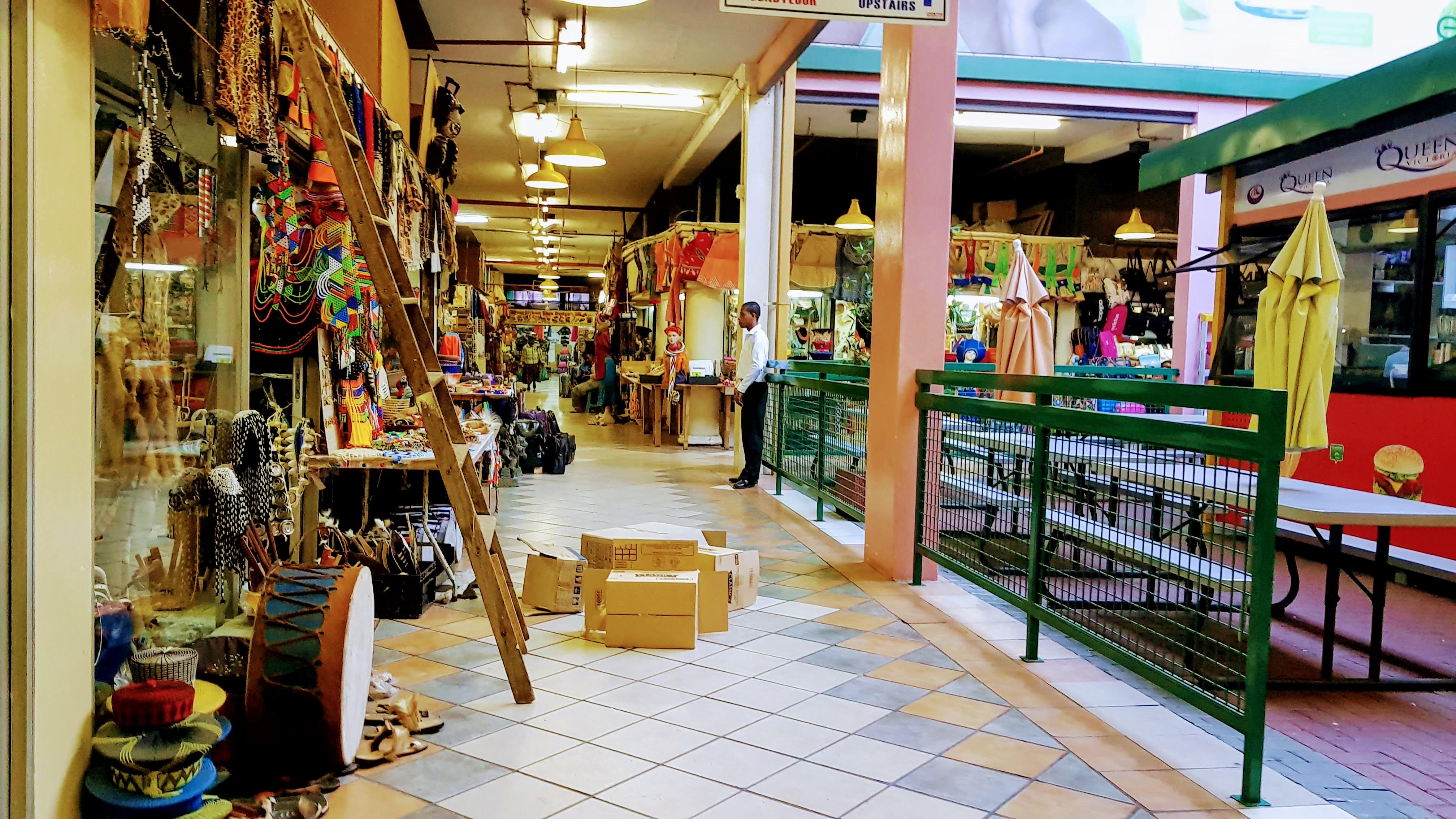 Victoria Market Durban