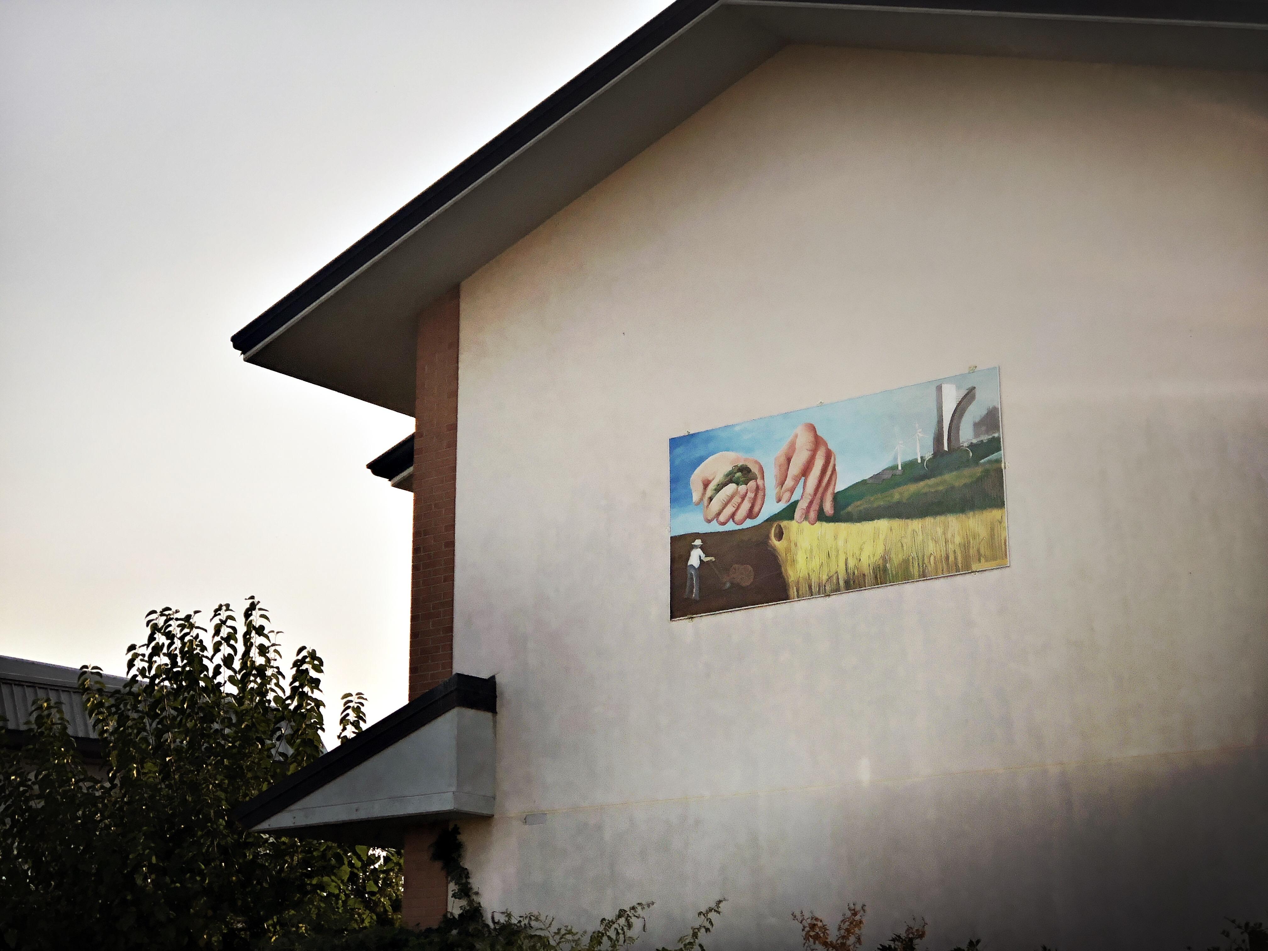 Dairago il paese dei murales