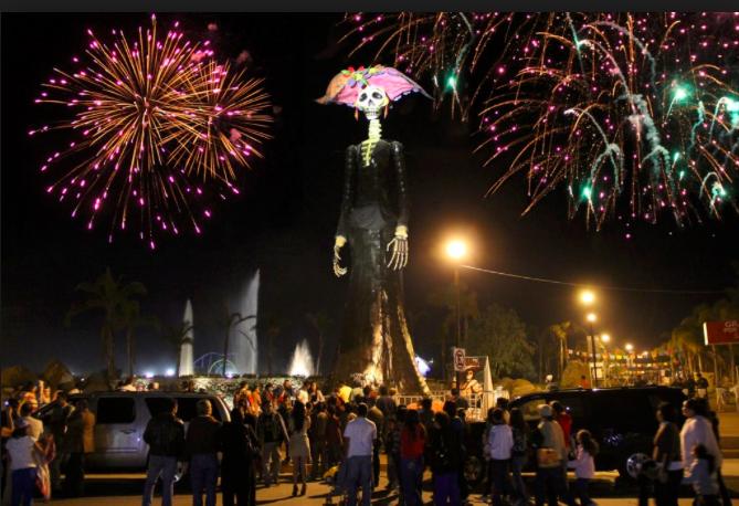 Festival de Calaveras ad Aguascalientes
