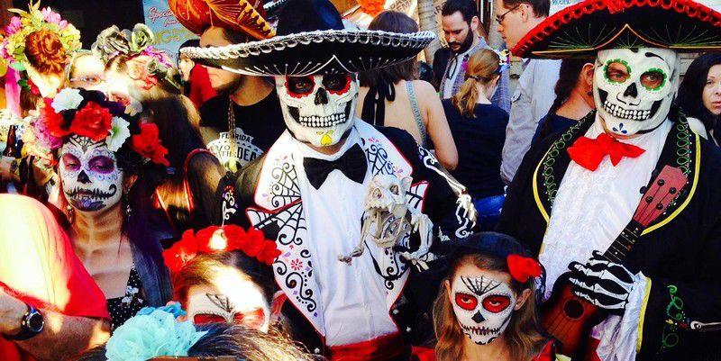 10 curiosità sul Dia de Los Muertos in Messico