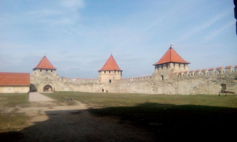 Castello di Tighina (credits photo: Agenzia Turistica e d'affari Go East-Go West, Strada Mihai Eminescu 50, uff. nr. 314,  00373-79679434, Chisinau, Moldova, sito web: https://www.chisinau-kishinev.com)