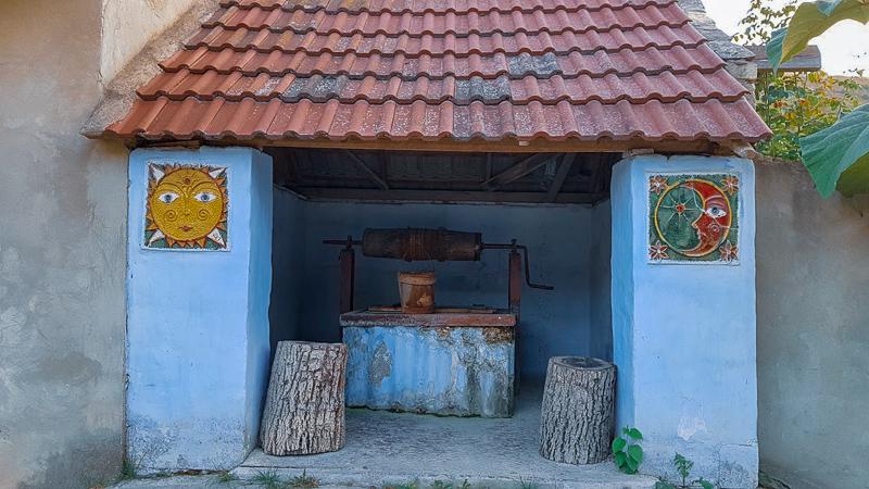 Scorci dal villaggio di Butuceni, paesino che comincia a convertirsi agli agriturismi e piccoli ecoresort