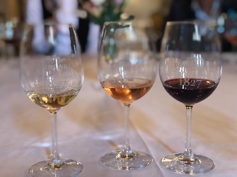 Degustazione vini alla cantina - resort Chateau Purcary, una dei luoghi più suggestivi dove soggiornare in Moldavia