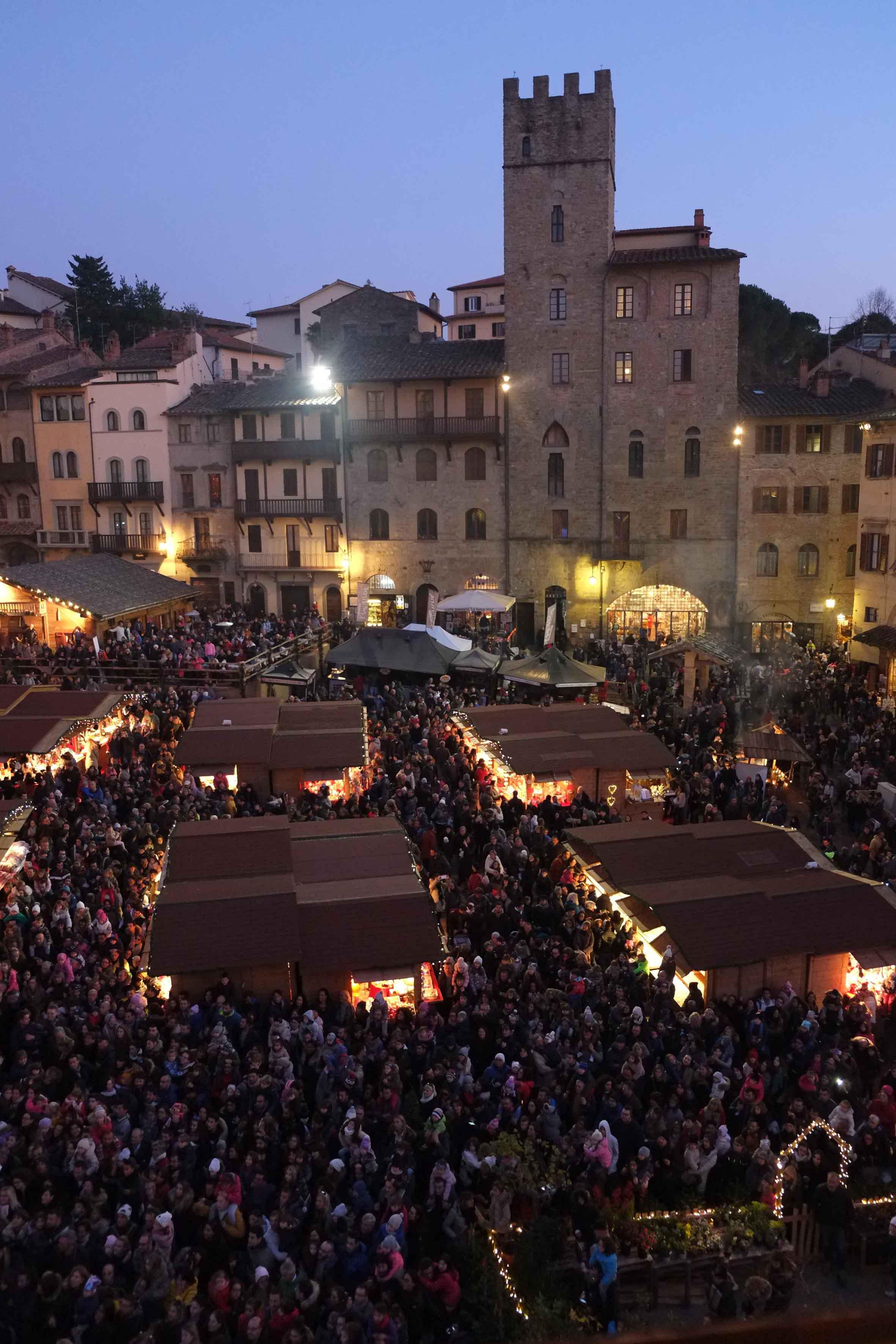Villaggio Tirolese ad Arezzo