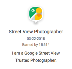 Street View Photographer