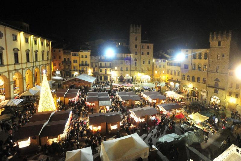 5 esperienze da provare ad Arezzo Città del Natale