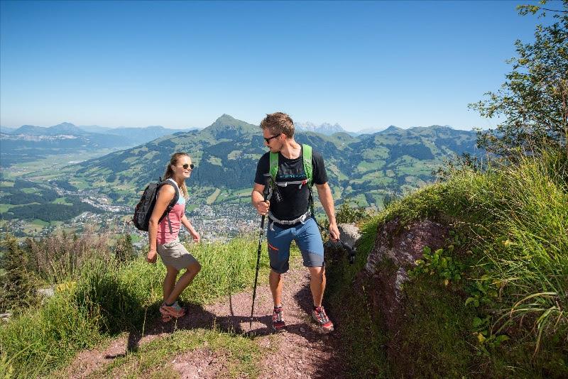 Escursioni, arrampicata, lunghe gite in mountsin Bike: scopri cosa puoi fare durante una vacanza in Tirolo a