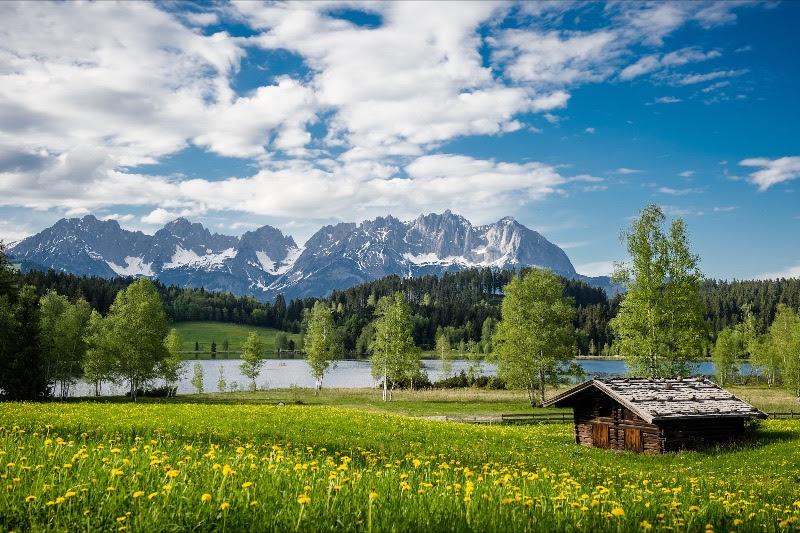 Primavera/estate in Tirolo: 5 cose da fare a Kitzbühel