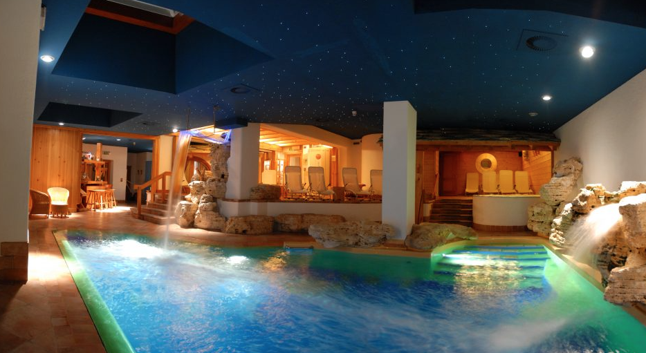 centro benessere 'Eco Wellness Hotel Notre Maison
