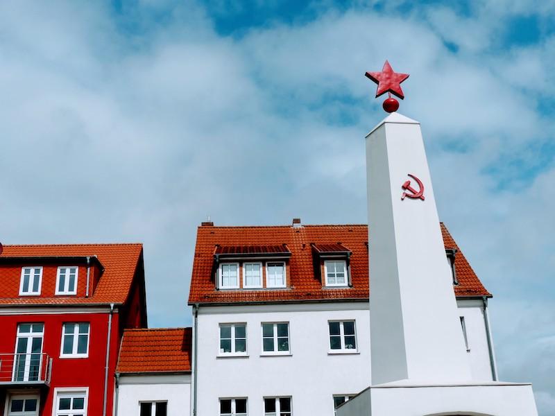 Attraversiamo cittadine della vecchia DDR, che sono riuscite a mantenere il loro fascino