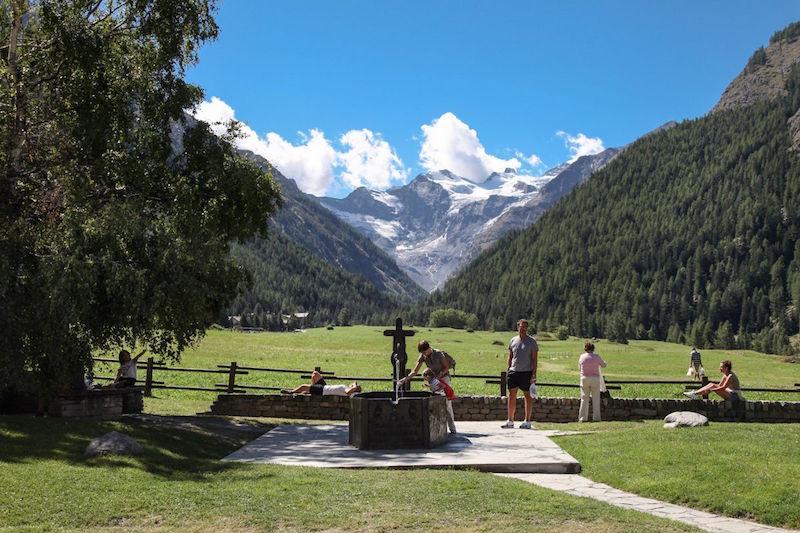 Prati di Sant'Orso (credits: Cogne Turismo)