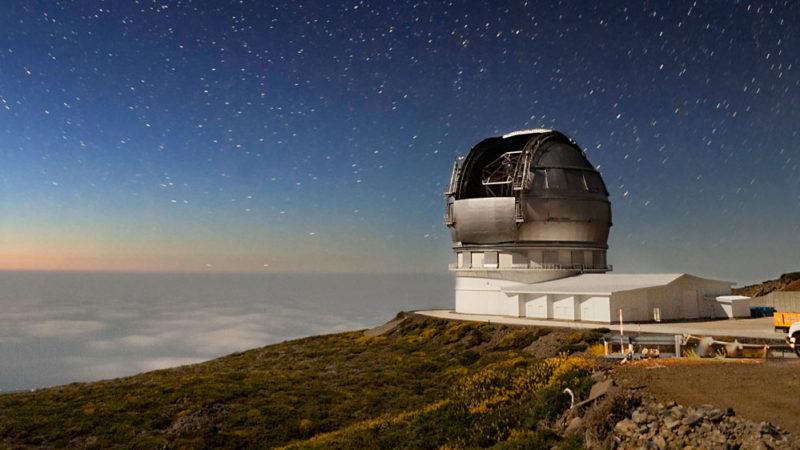 Astroturismo a La Palma, l'isola delle stelle