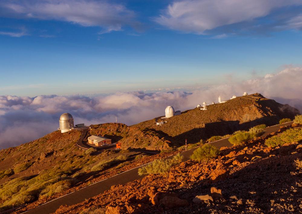 osservatorio del Roque de los Muchachos