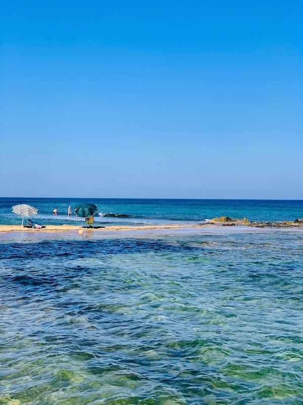 Mar Mediterraneo e Mar Ionio si incontrano qui