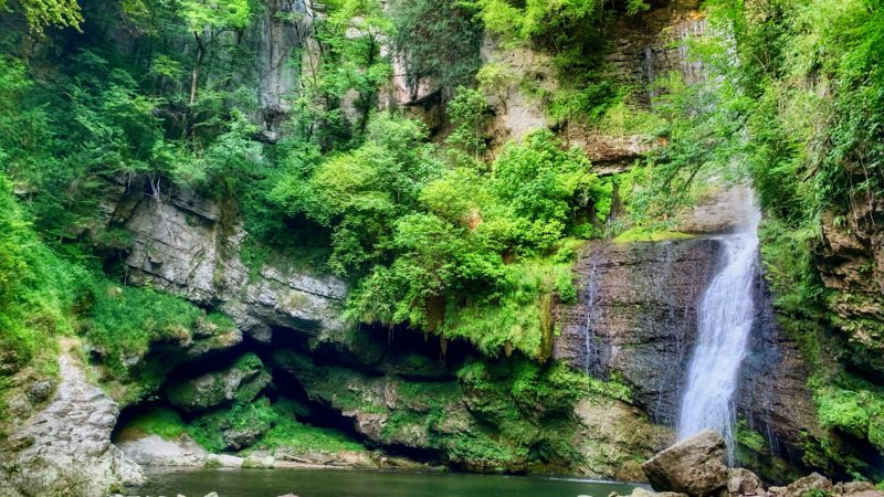 Passeggiata alle Cascate di Ferrera