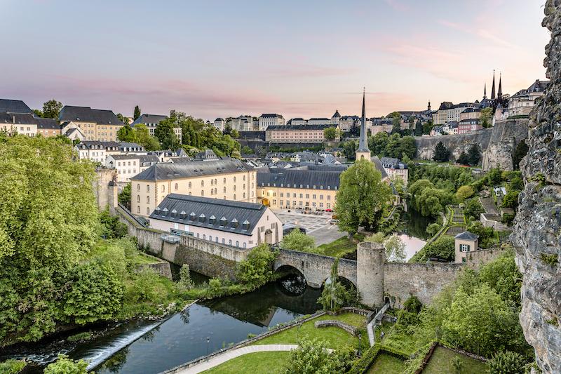 6 buoni motivi per visitare il Lussemburgo, uno dei più piccoli stati d'Europa