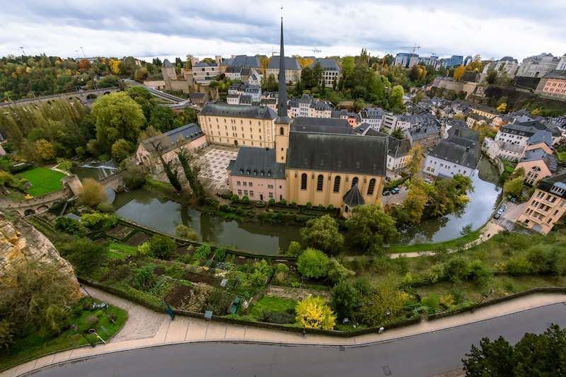 lussemburgo turismo