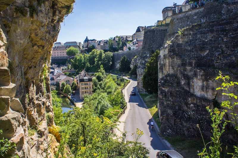 casematte lussemburgo