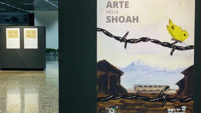 A Malpensa e Linate la mostra itinerante Arte nella Shoah