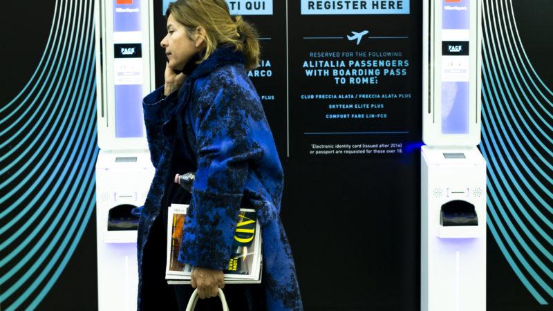 A Linate arriva il face boarding: il riconoscimento facciale in aeroporto