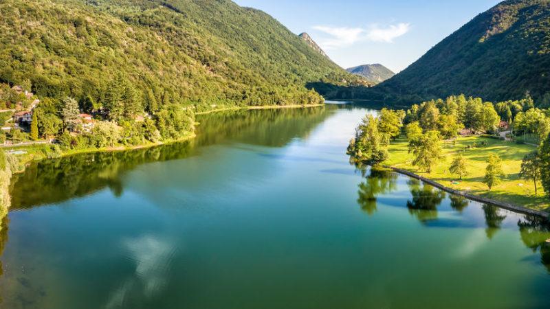 7 laghi in 7 giorni: lago di Ghirla
