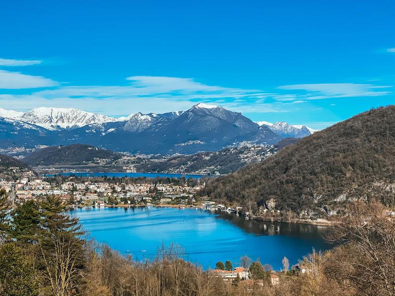 7 laghi in 7 giorni: lago di Lugano
