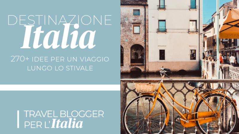 Travel Blogger per l'Italia: 180 blogger riuniti a sostegno di Emergency e del turismo italiano. La guida, i blogger e come donare